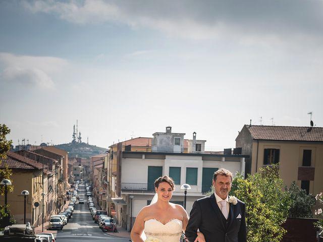 Il matrimonio di Luca e Silvia a Piombino, Livorno 27