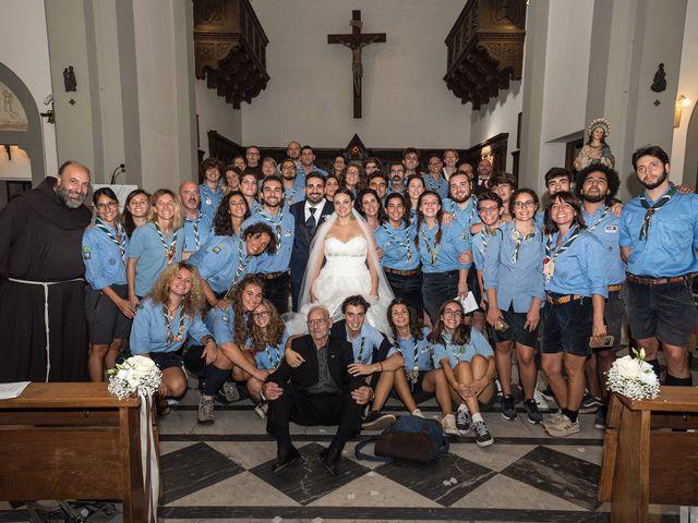 Il matrimonio di Luca e Silvia a Piombino, Livorno 33