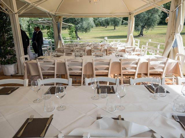 Il matrimonio di Luca e Silvia a Piombino, Livorno 35