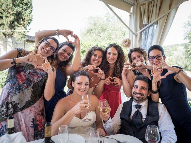 Il matrimonio di Luca e Silvia a Piombino, Livorno 37