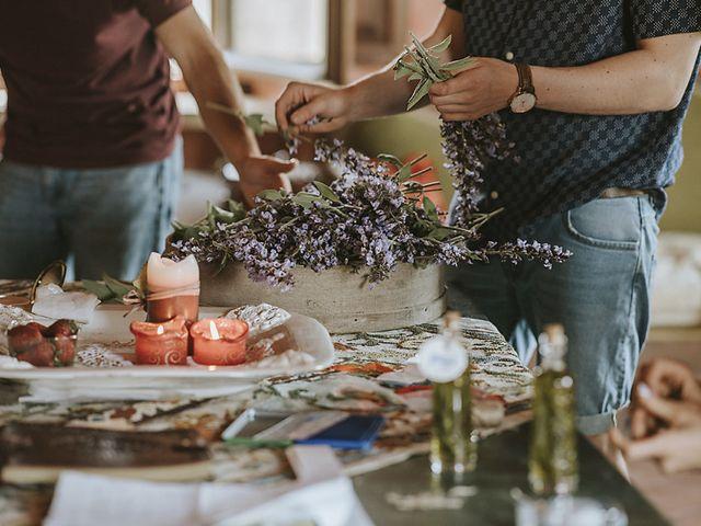 Il matrimonio di Julien e Julia a Piazza Armerina, Enna 7