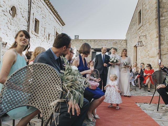 Il matrimonio di Julien e Julia a Piazza Armerina, Enna 17