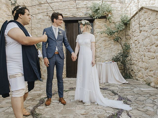 Il matrimonio di Julien e Julia a Piazza Armerina, Enna 22