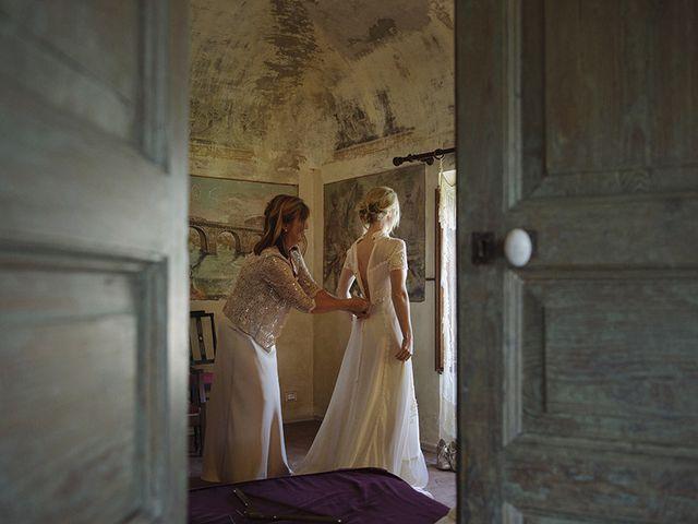 Il matrimonio di Julien e Julia a Piazza Armerina, Enna 13
