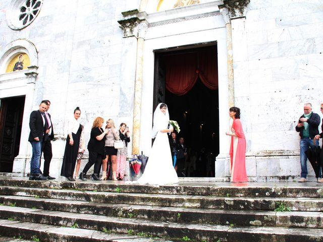 Il matrimonio di Chiara e Alessio a Porcari, Lucca 27