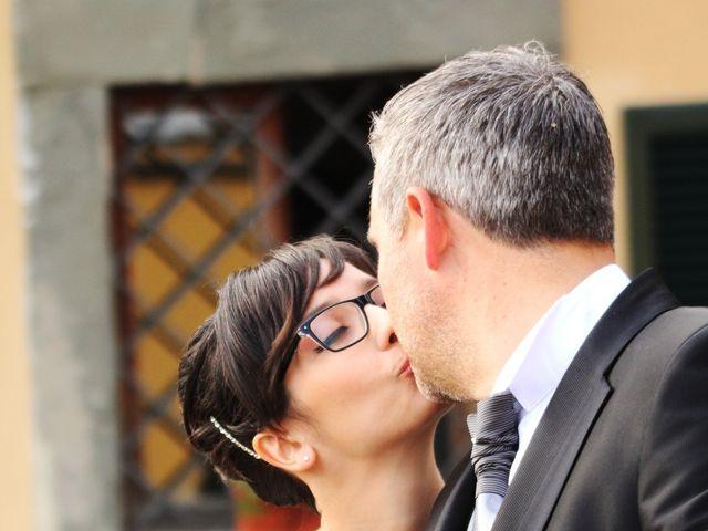 Il matrimonio di Chiara e Alessio a Porcari, Lucca 36
