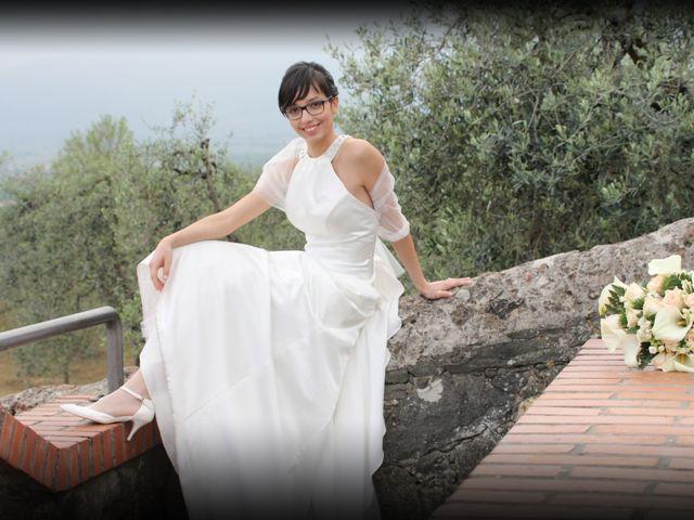 Il matrimonio di Chiara e Alessio a Porcari, Lucca 44