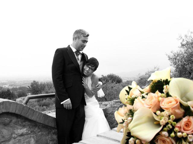 Il matrimonio di Chiara e Alessio a Porcari, Lucca 45