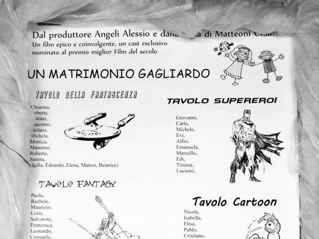 Il matrimonio di Chiara e Alessio a Porcari, Lucca 52