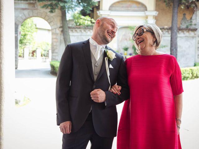 Il matrimonio di Stefano e Elisa a Como, Como 23