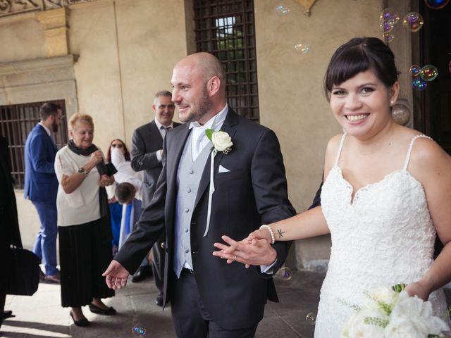 Il matrimonio di Stefano e Elisa a Como, Como 33