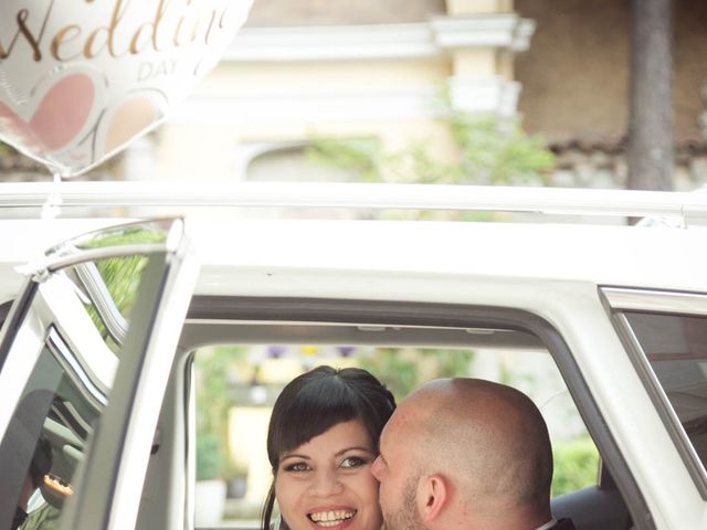 Il matrimonio di Stefano e Elisa a Como, Como 34