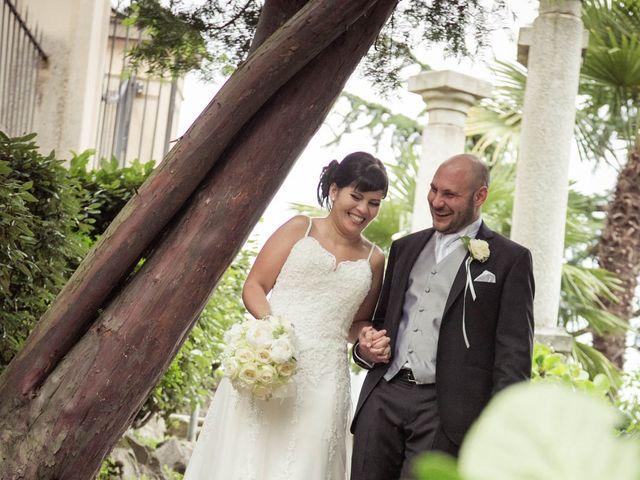 Il matrimonio di Stefano e Elisa a Como, Como 35
