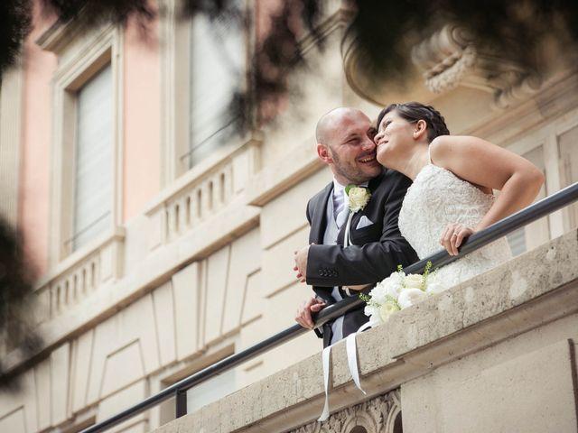 Il matrimonio di Stefano e Elisa a Como, Como 37