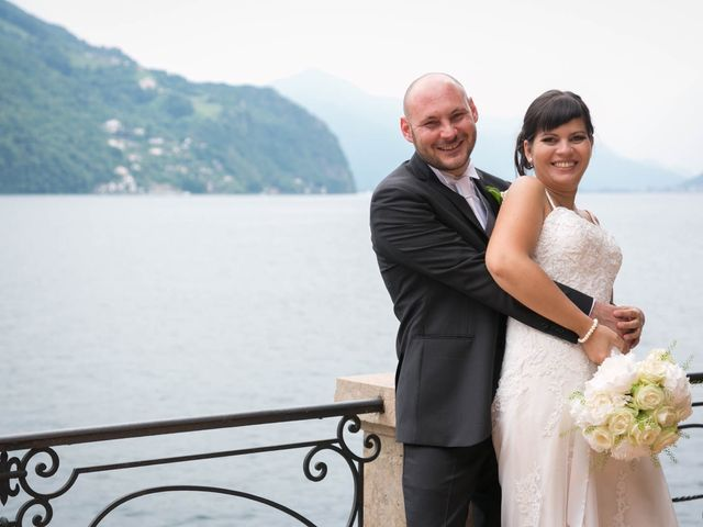 Il matrimonio di Stefano e Elisa a Como, Como 39