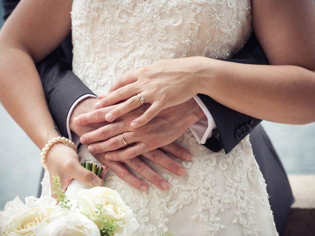 Il matrimonio di Stefano e Elisa a Como, Como 40