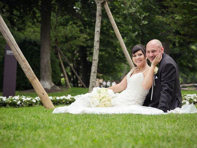 Il matrimonio di Stefano e Elisa a Como, Como 42