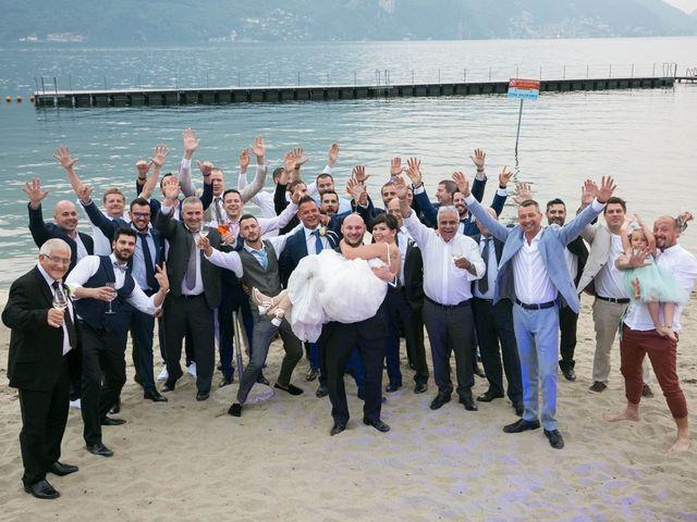 Il matrimonio di Stefano e Elisa a Como, Como 47
