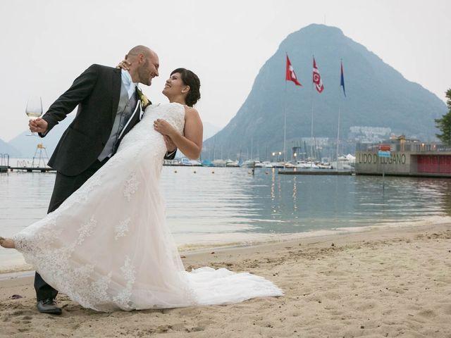 Il matrimonio di Stefano e Elisa a Como, Como 49
