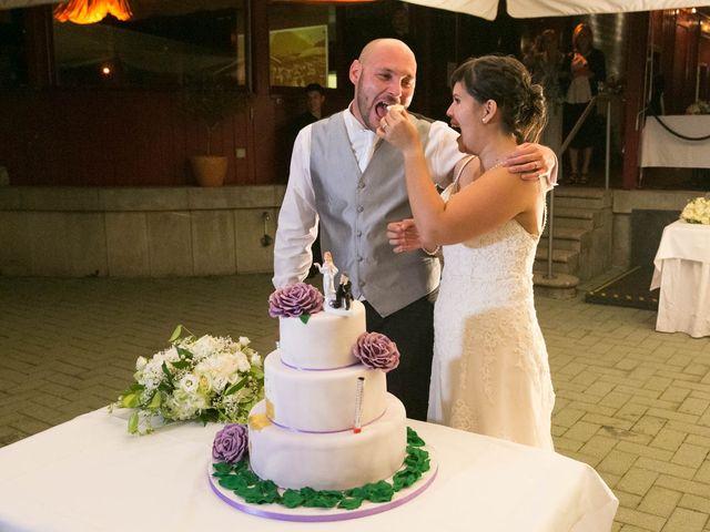 Il matrimonio di Stefano e Elisa a Como, Como 54