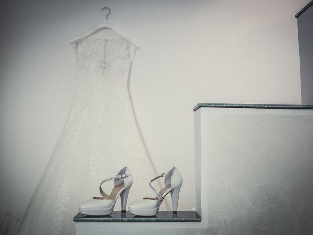 Il matrimonio di Juri e Serena a Polverigi, Ancona 3