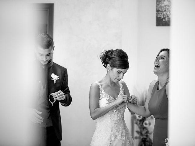 Il matrimonio di Juri e Serena a Polverigi, Ancona 5