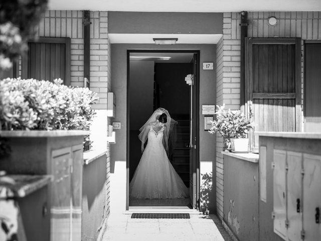 Il matrimonio di Juri e Serena a Polverigi, Ancona 6