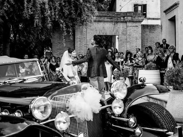 Il matrimonio di Juri e Serena a Polverigi, Ancona 7