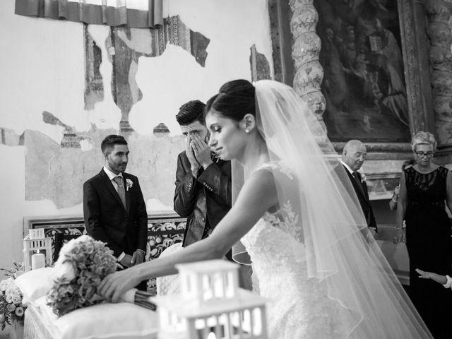 Il matrimonio di Juri e Serena a Polverigi, Ancona 8