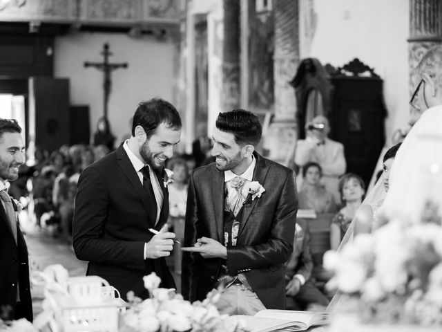 Il matrimonio di Juri e Serena a Polverigi, Ancona 9