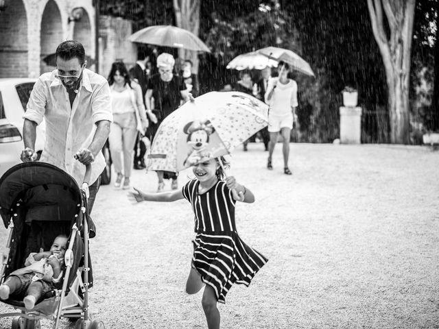 Il matrimonio di Juri e Serena a Polverigi, Ancona 11