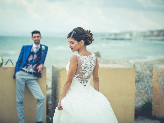Il matrimonio di Juri e Serena a Polverigi, Ancona 15