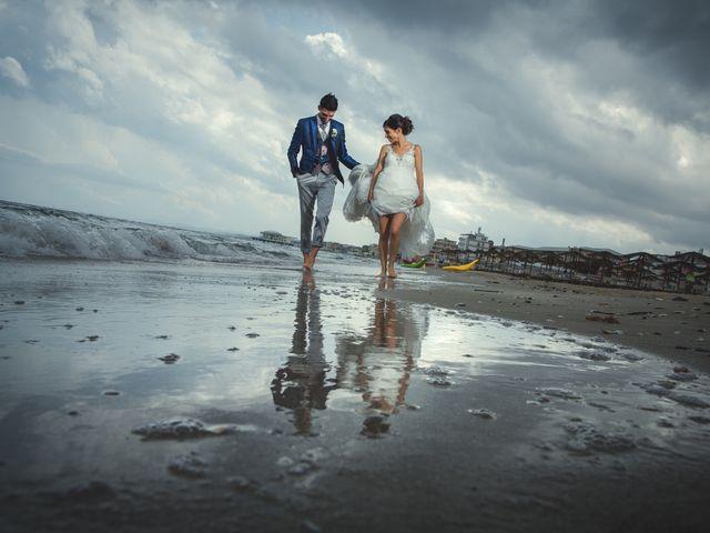 Il matrimonio di Juri e Serena a Polverigi, Ancona 1