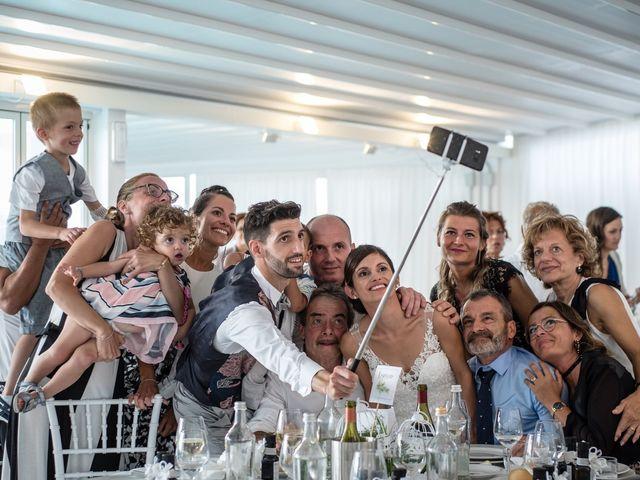 Il matrimonio di Juri e Serena a Polverigi, Ancona 22
