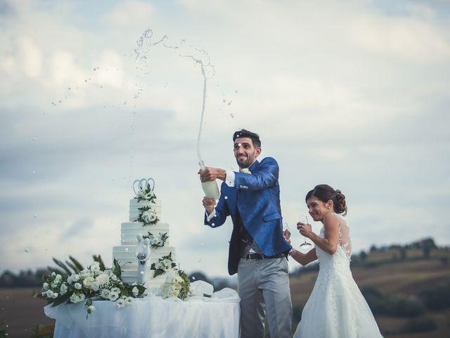 Il matrimonio di Juri e Serena a Polverigi, Ancona 24