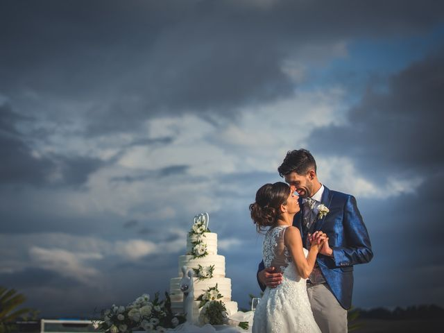 Il matrimonio di Juri e Serena a Polverigi, Ancona 25