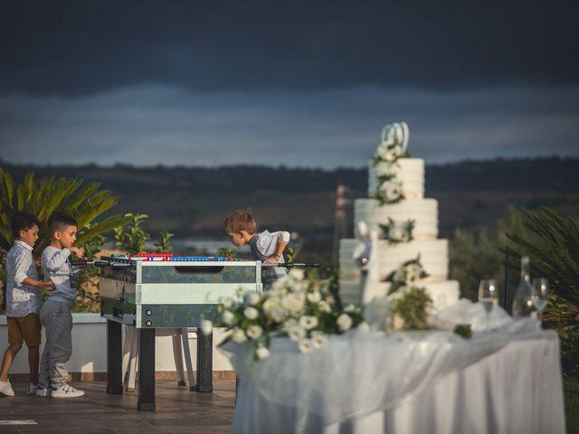 Il matrimonio di Juri e Serena a Polverigi, Ancona 27