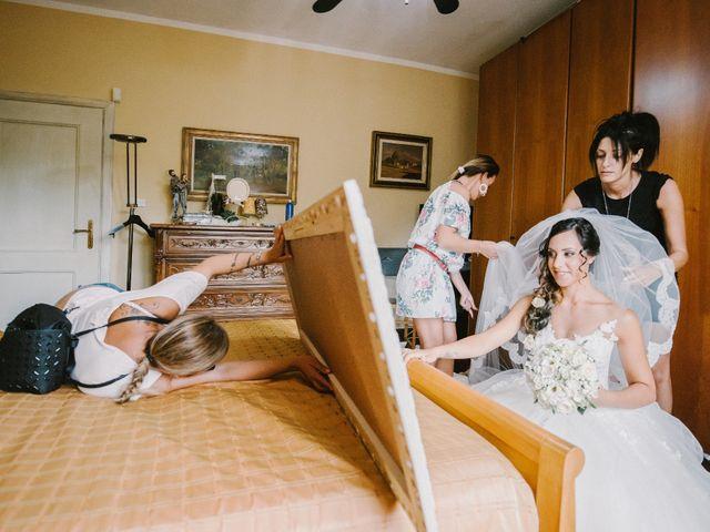 Il matrimonio di Pio e Eleonora a Buti, Pisa 9