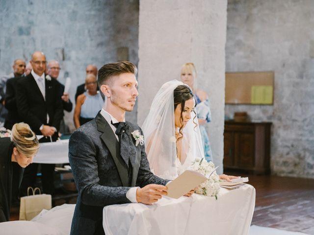 Il matrimonio di Pio e Eleonora a Buti, Pisa 19