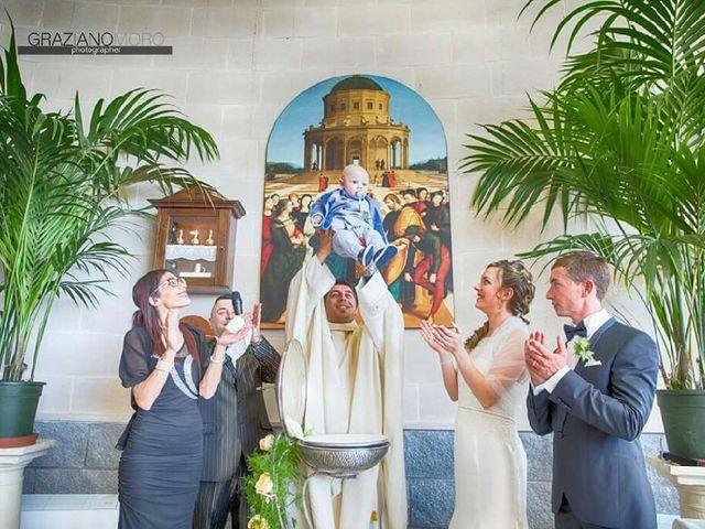 Il matrimonio di Cosimo e Vitalba a Ginosa, Taranto 6