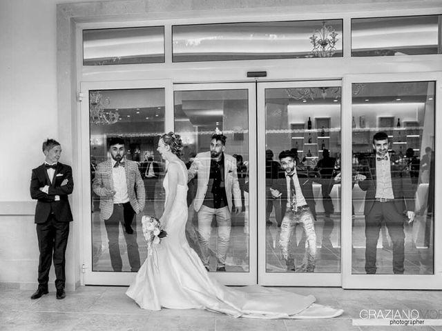 Il matrimonio di Cosimo e Vitalba a Ginosa, Taranto 7