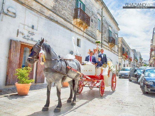 Il matrimonio di Cosimo e Vitalba a Ginosa, Taranto 14