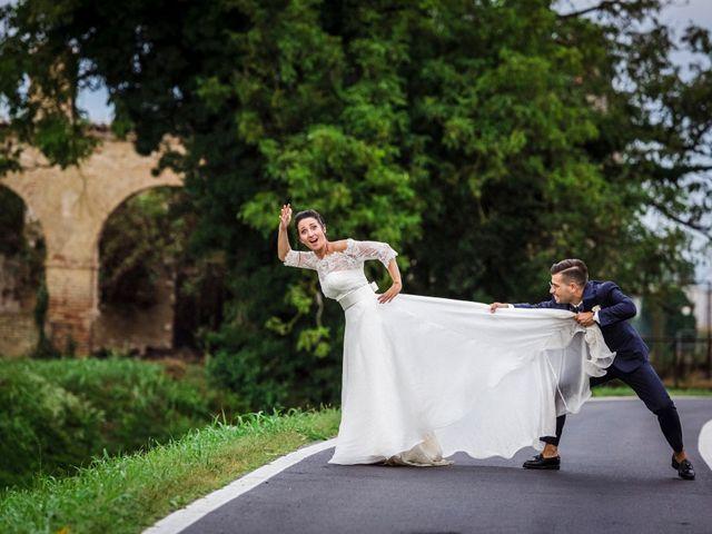 Il matrimonio di Alberto e Giorgia a Padova, Padova 35