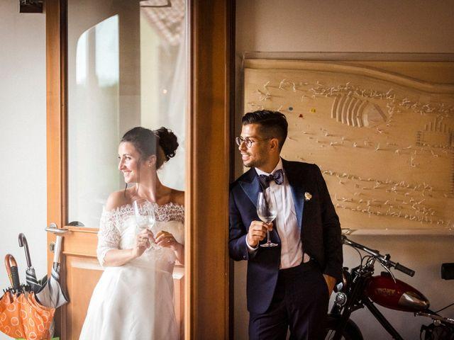 Il matrimonio di Alberto e Giorgia a Padova, Padova 2