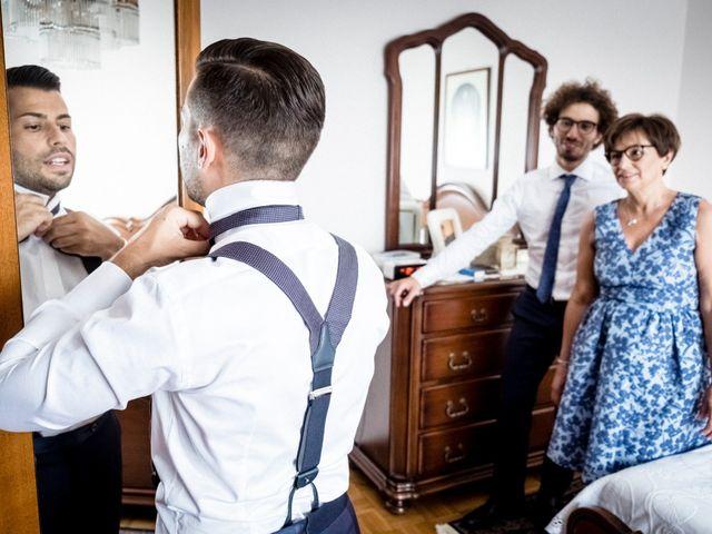 Il matrimonio di Alberto e Giorgia a Padova, Padova 43