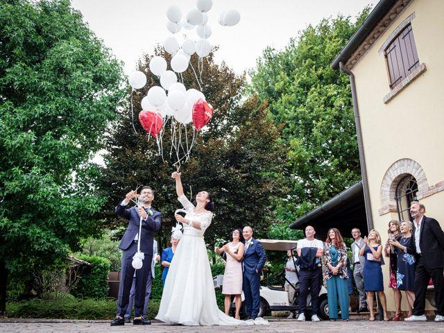Il matrimonio di Alberto e Giorgia a Padova, Padova 52