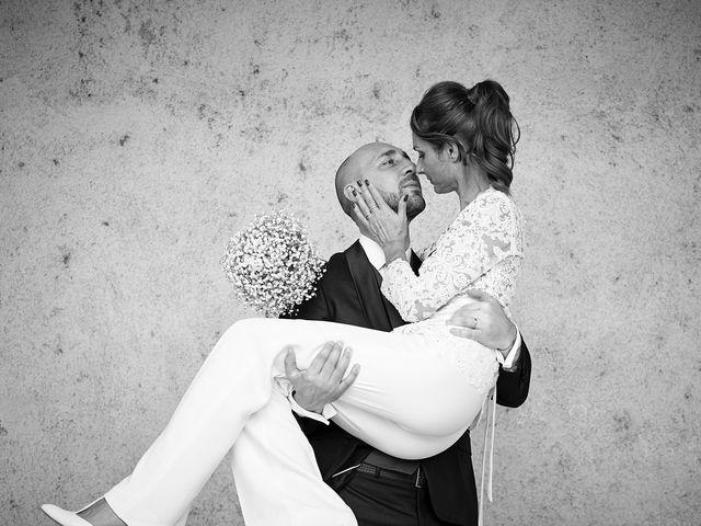 Le nozze di Miriam e Michele