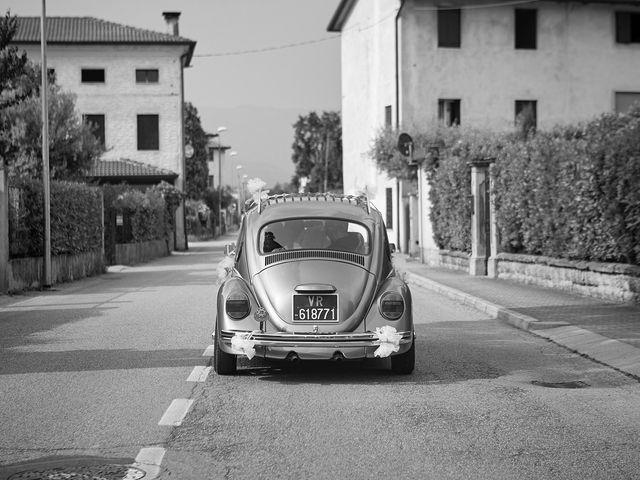 Il matrimonio di Michele e Miriam a Villaverla, Vicenza 16