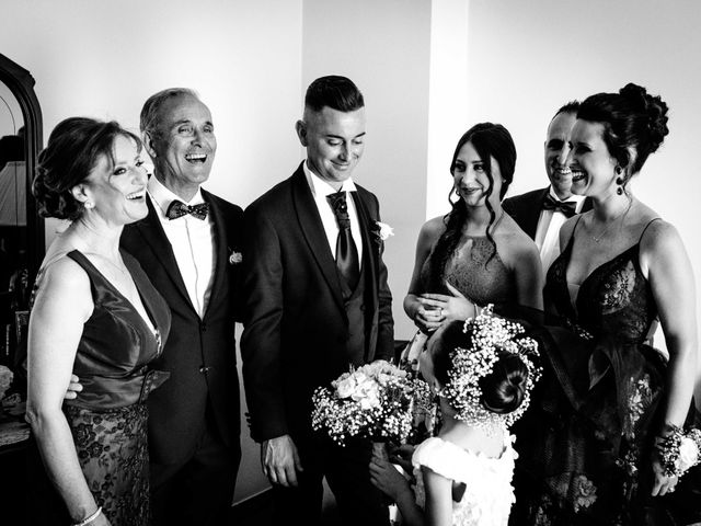 Il matrimonio di Carmelo e Morgana a Casteltermini, Agrigento 11