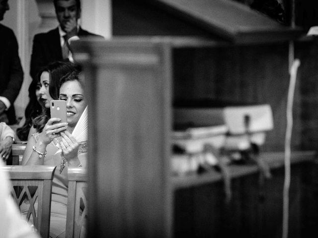 Il matrimonio di Carmelo e Morgana a Casteltermini, Agrigento 25